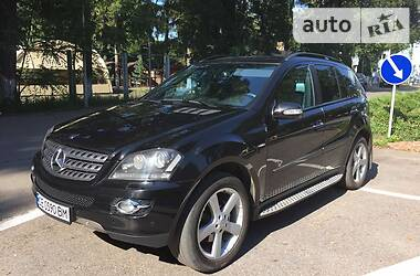 Mercedes-Benz ML 320 2008 в Черновцах