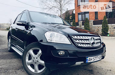 Mercedes-Benz ML 320 2007 в Краматорске