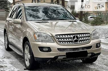 Mercedes-Benz ML 320 2008 в Кременчуге