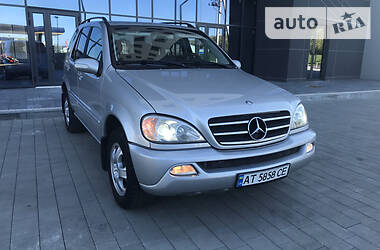 Mercedes-Benz ML 320 2003 в Ивано-Франковске