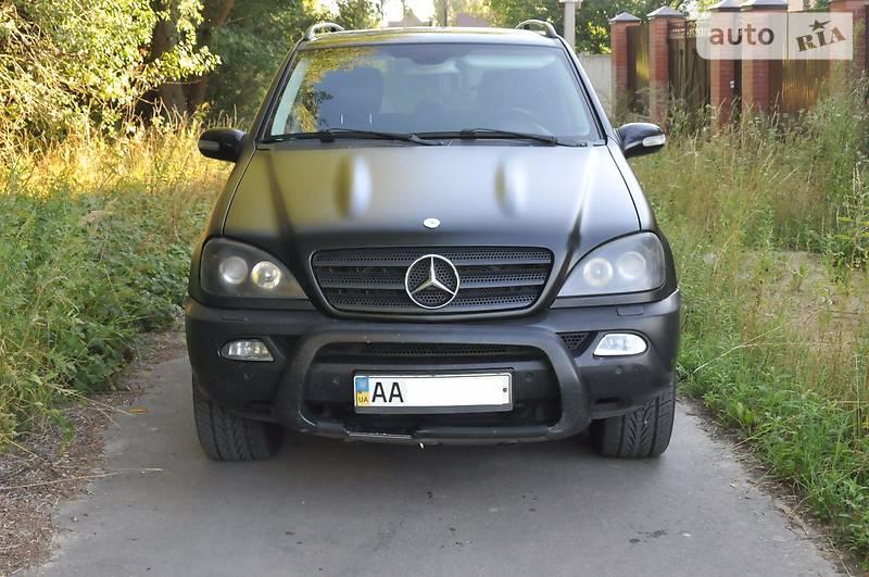 Mercedes-Benz ML 350 2005 в Киеве
