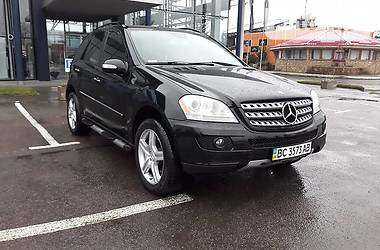 Mercedes-Benz ML 350 2006 в Львове