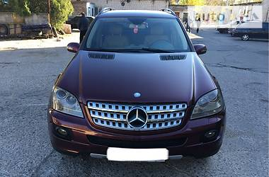 Mercedes-Benz ML 350 2007 в Новой Каховке