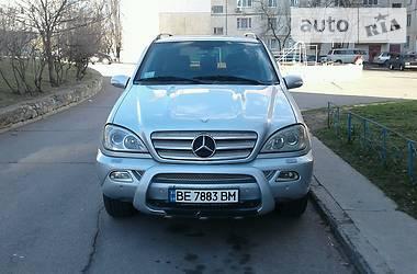 Mercedes-Benz ML 350 2005