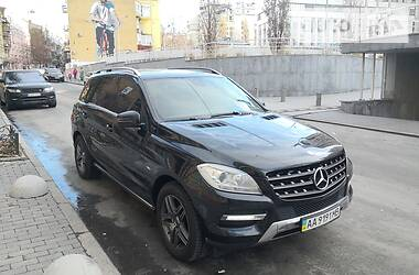 Mercedes-Benz ML 350 2013 в Киеве