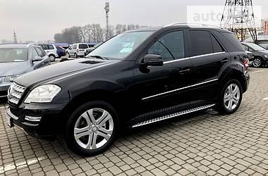 Mercedes-Benz ML 350 2011 в Черновцах