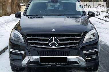 Mercedes-Benz ML 350 2014 в Харькове