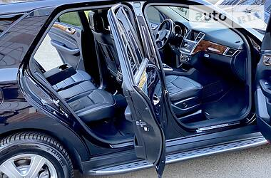 Mercedes-Benz ML 350 2013 в Одессе