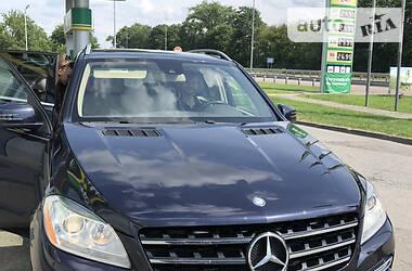 Mercedes-Benz ML 350 2012 в Киеве