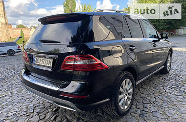 Mercedes-Benz ML 350 2011 в Луцке
