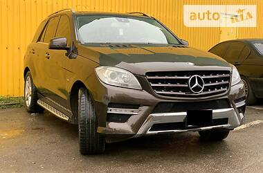 Mercedes-Benz ML 350 2012 в Ивано-Франковске