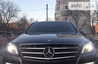 Позашляховик / Кросовер Mercedes-Benz ML 350 2013 в Миколаєві