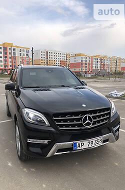 Mercedes-Benz ML 350 2012 в Ровно