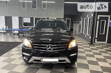 Mercedes-Benz ML 350 2014 в Киеве