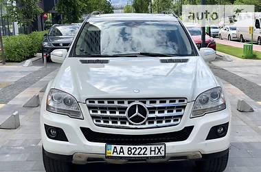 Внедорожник / Кроссовер Mercedes-Benz ML 350 2008 в Киеве