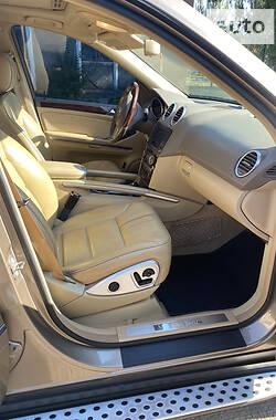 Внедорожник / Кроссовер Mercedes-Benz ML 350 2009 в Новом Буге
