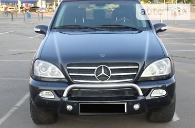 Mercedes-Benz ML 500 2002