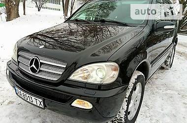 Mercedes-Benz ML 500 2003 в Киеве