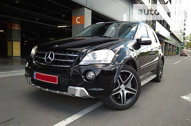 Mercedes-Benz ML 63 AMG 2008