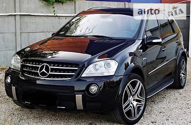 Mercedes-Benz ML 63 AMG 2006