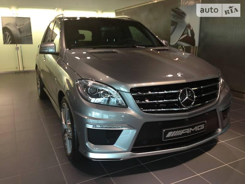 Mercedes-Benz ML 63 AMG 2016 в Киеве