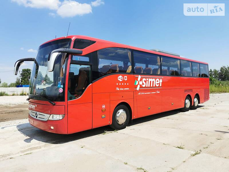 Mercedes-Benz O 350 (Tourismo) 2008 в Луцке