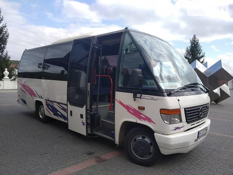 Туристичний / Міжміський автобус Mercedes-Benz O 815 2002 в Львові