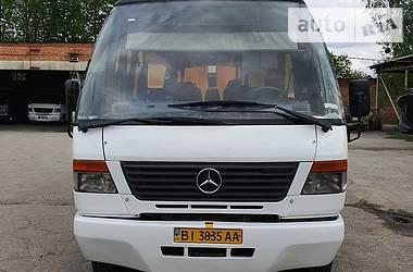 Туристический / Междугородний автобус Mercedes-Benz O 815 2001 в Полтаве