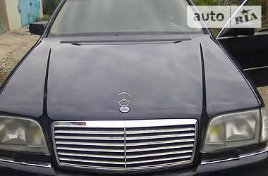 Mercedes-Benz S 140 1993 в Житомире