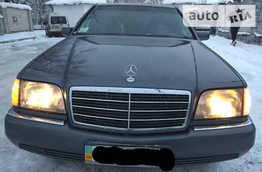 Mercedes-Benz S 140 1997 в Стрые