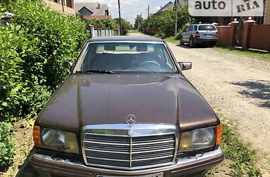 Седан Mercedes-Benz S 280 1983 в Коломые