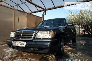 Mercedes-Benz S 300 1998 в Борисполе