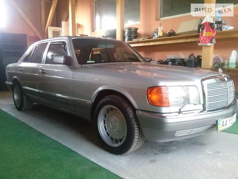 Mercedes-Benz S 300 1991 в Коломые