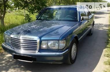 Mercedes-Benz S 300 1989 в Одессе