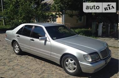 Mercedes-Benz S 300 1997 в Здолбунове