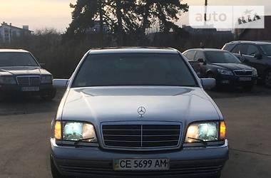 Mercedes-Benz S 300 1996 в Ужгороде