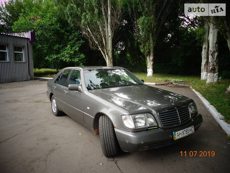 Mercedes-Benz S 300 1993 в Покровске
