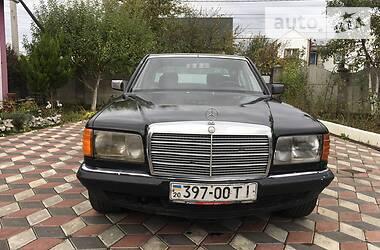 Mercedes-Benz S 300 1985 в Черновцах