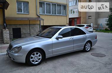Mercedes-Benz S 320 1999 в Ивано-Франковске