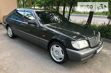 Mercedes-Benz S 320 1996 в Киеве