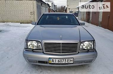 Mercedes-Benz S 320 1997 в Києві