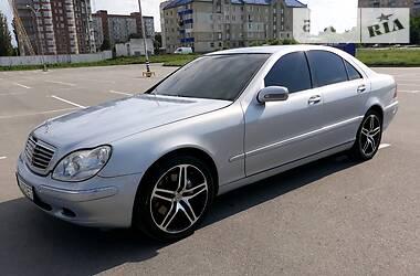 Седан Mercedes-Benz S 320 2000 в Каменец-Подольском