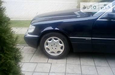 Mercedes-Benz S 350 1997