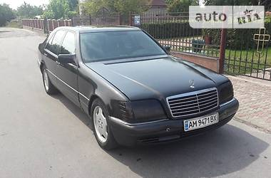 Mercedes-Benz S 350 1996 в Новограде-Волынском
