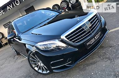 Mercedes-Benz S 350 d 4MATIC AMG