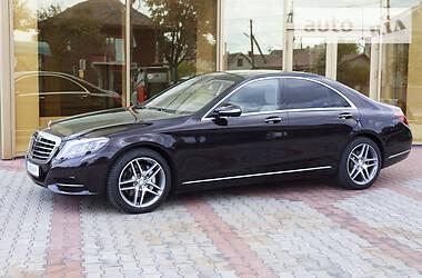 Mercedes-Benz S 350 2014 в Черновцах