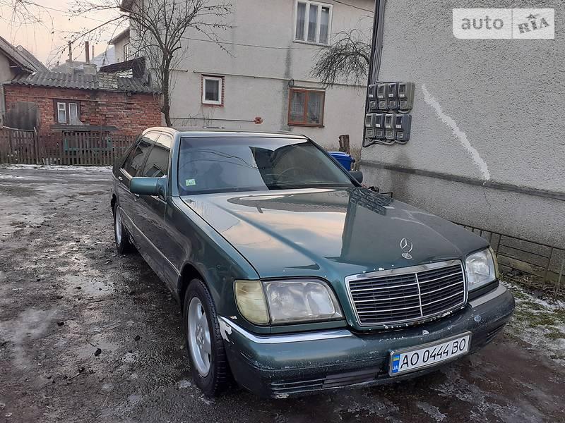 Mercedes-Benz S 350 1994 в Сваляве
