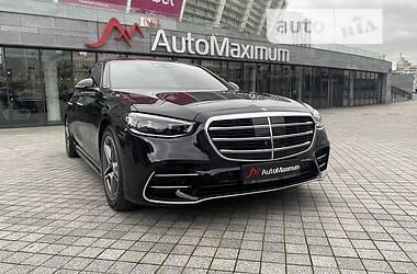Седан Mercedes-Benz S 350 2021 в Киеве