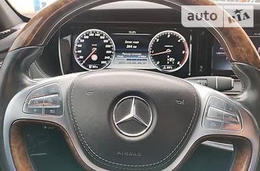 Седан Mercedes-Benz S 350 2014 в Львове