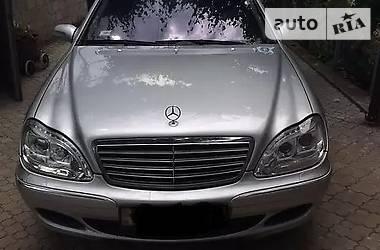 Mercedes-Benz S 400 2005 в Харькове